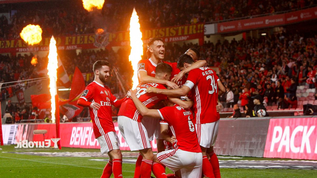 Bet soccer: It's Benfica vs PAOK Thessaloniki in UEFA Champions League qualifiers – Sean Miller picks