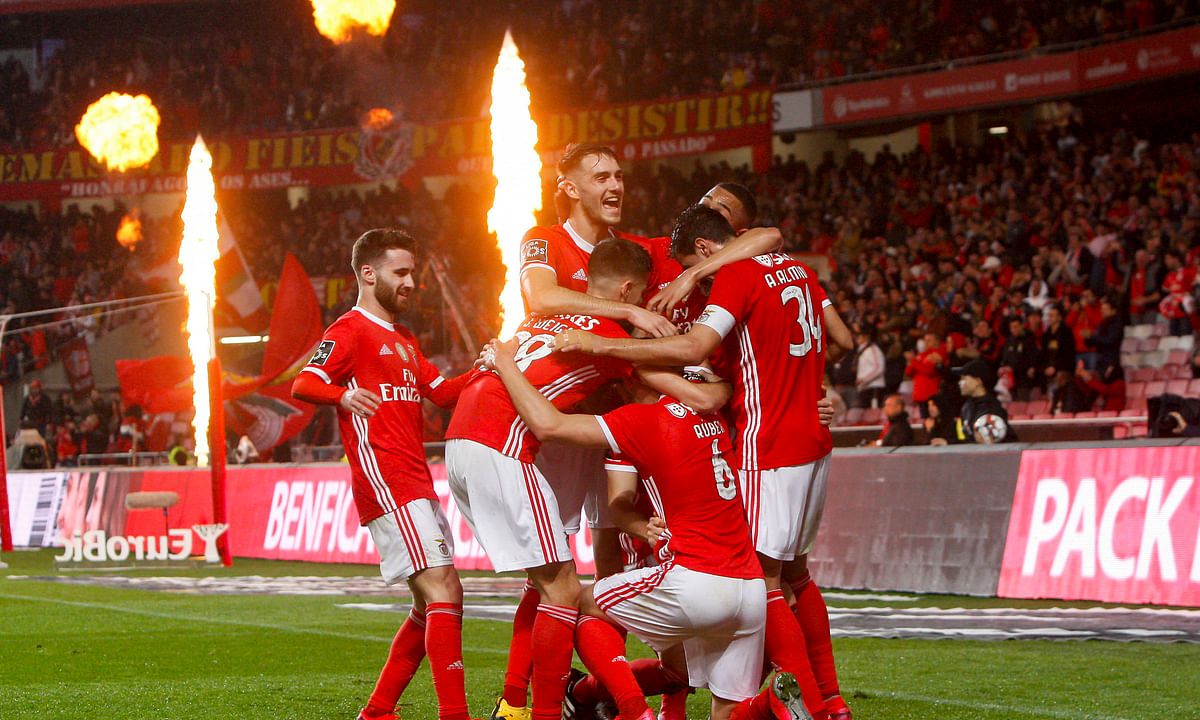 Liga Portugal Thursday: Miller picks Benfica vs CD de Tondela, and breaks down the Parx Daily X Bet with Benfica and Sporting Lisbon