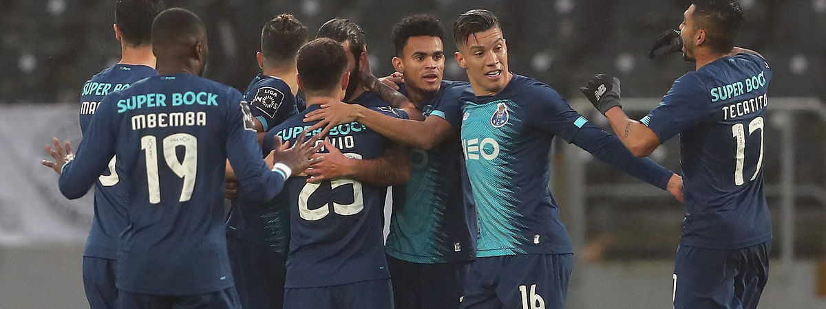 FC Porto in action