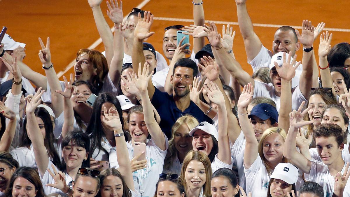 "Tennis: Novak Djokovic positive for coronavirus after ""boneheaded"" tournament; Kyrgios attacks on Twitter"