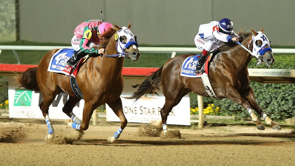 Wednesday at the track: RT goes back to Lone Star Park to examine 3 races with SmartCap