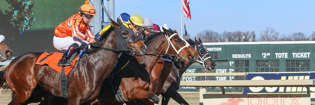 Tuesday at the Track: RT picks the 1st at Parx Racing with the help of SmartCap