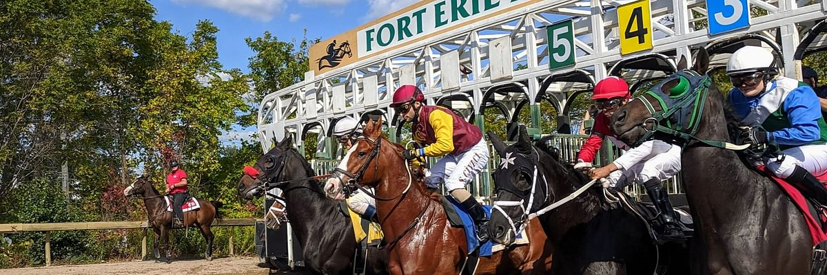 BI's Disabled Jockey Fund Charity Handicapping Contest: Tuesday at the Fort Erie Race Track, RT picks the 2nd, and Garrity picks the 7th