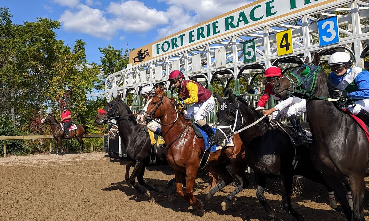 Monday at the track: RT picks 2 races at Fort Erie using the SmartCap system
