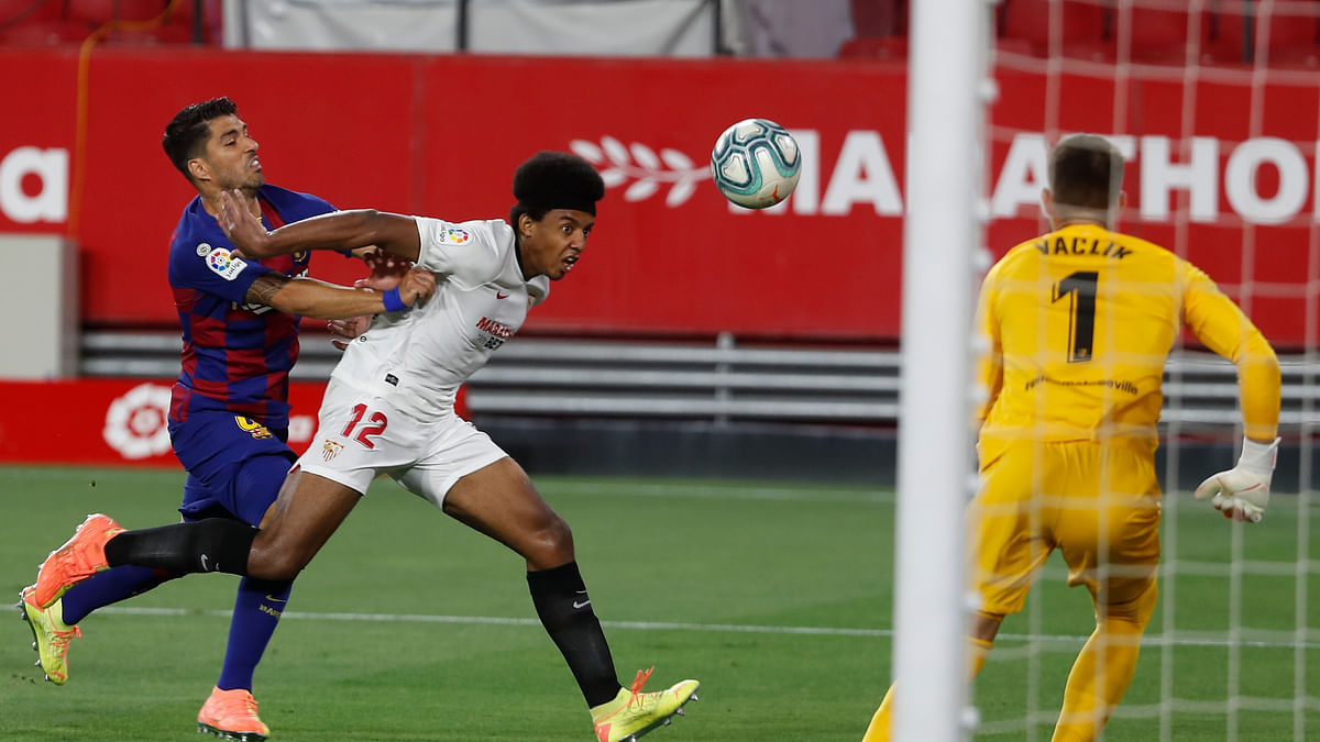 Sevilla can move six points clear for UEFA Champions League place in La Liga if they beat Eibar — Miller has odds and picks