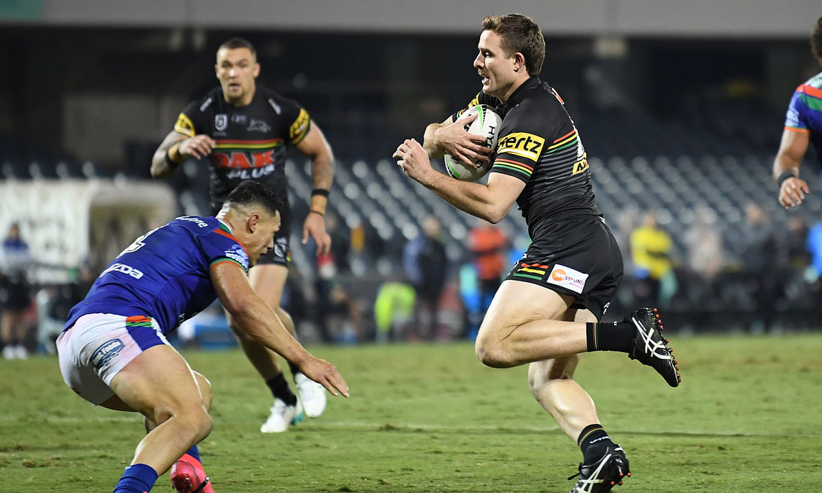 Thursday NRL Rugby pick of the day: Miller picks Parramatta Eels vs Penrith Panthers with 4 possible plays