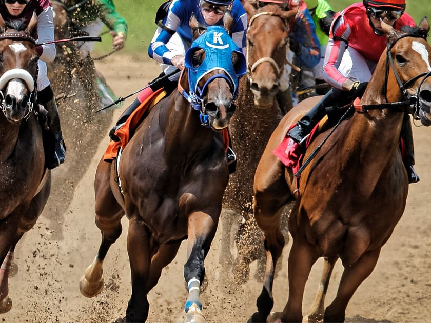 Wednesday at the track: Garrity goes to Indiana Grand, Parx Racing, and Lone Star Park