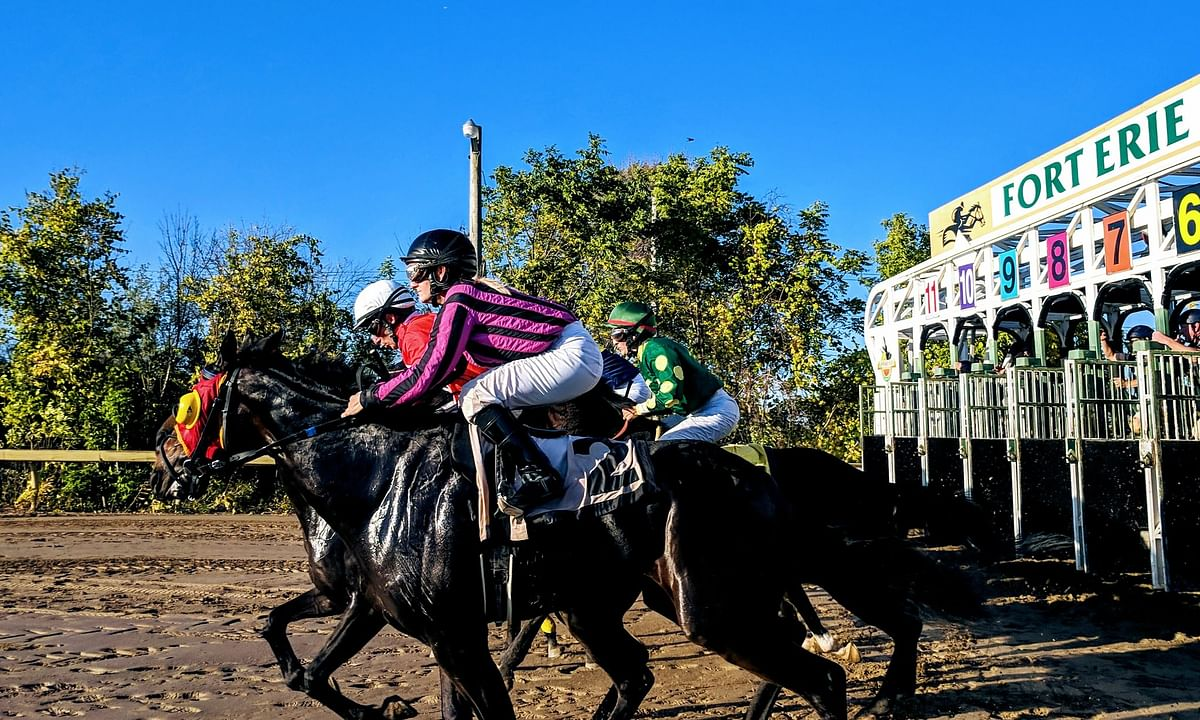 Tuesday at Fort Erie Race Track: RT picks an early Pick 3 using SmartCap