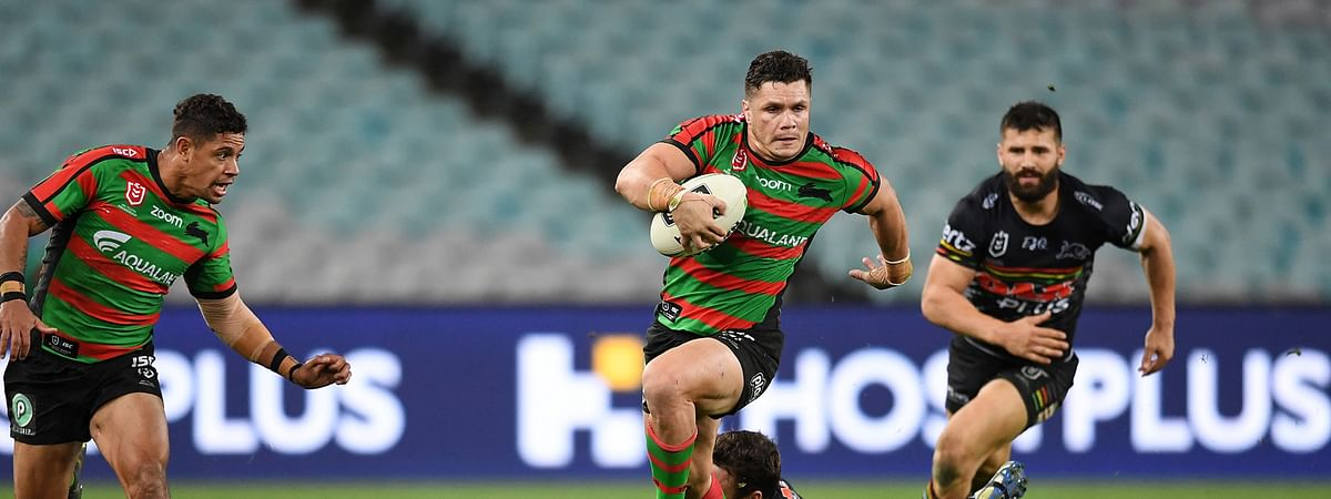 South Sydney Rabbitohs in action