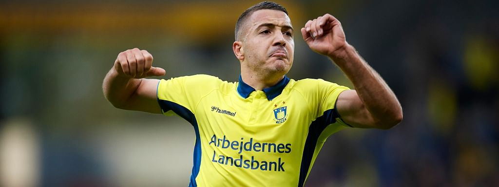 Brøndby IF in action