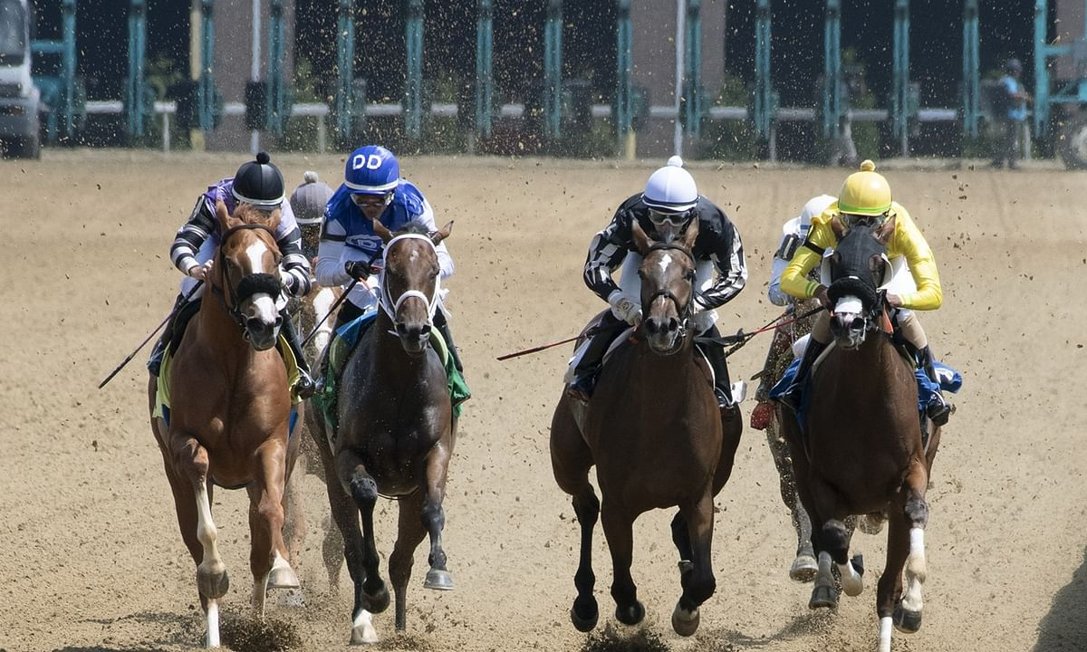 Thistledown Thursday: RT picks 3 races on opening day using his SmartCap system