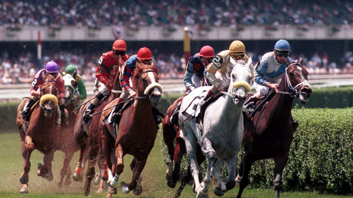 Thursday PDJFund Handicapping Contest: RT picks Churchill Downs, and Garrity, after 2 wins, picks the $80,000 Easy Goer at Belmont Park