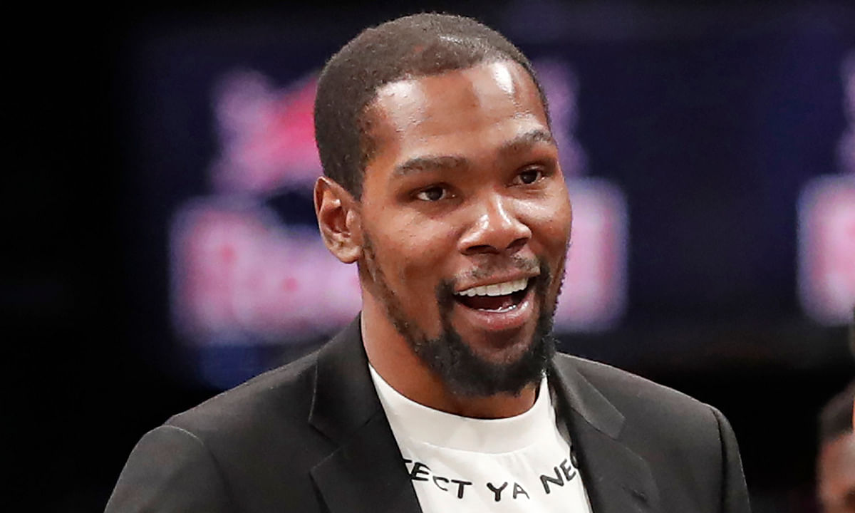 Brooklyn Nets forward Kevin Durant joins ownership group of MLS' Philadelphia Union