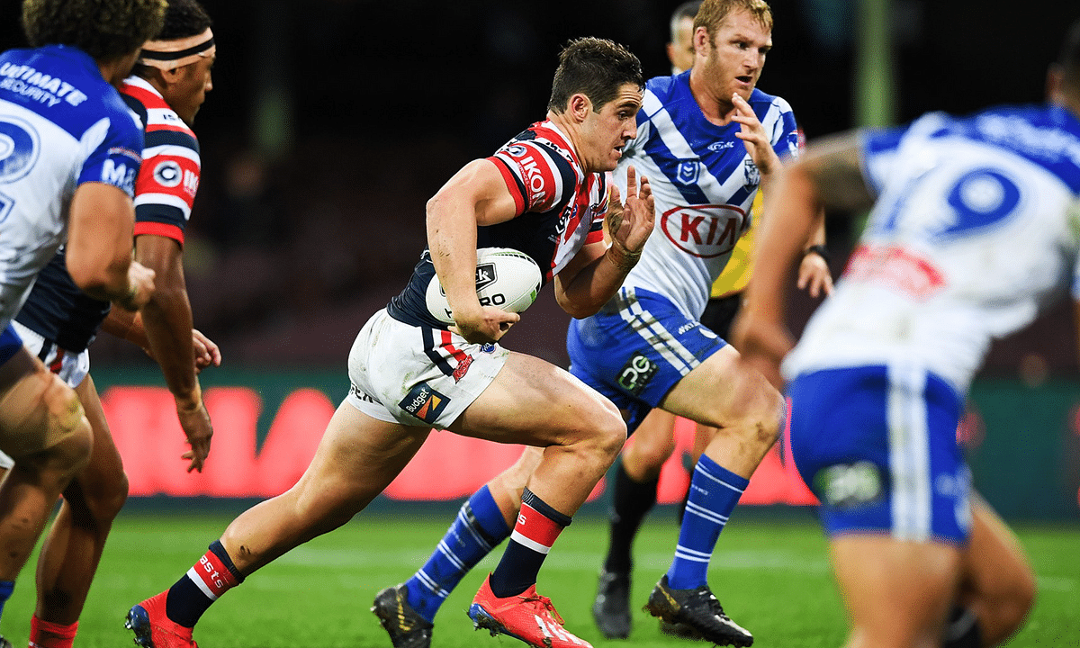 Bet Sunday Australia NRL Rugby! Sean Miller expects Sydney Roosters to crow against Canterbury Bulldogs