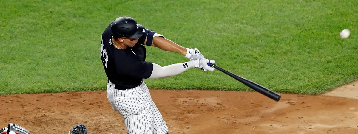 Don't be surprised if the Yankees' Aaron Judge is responsible for the long-awaited first run – and our first bet – of the 2020 MLB season