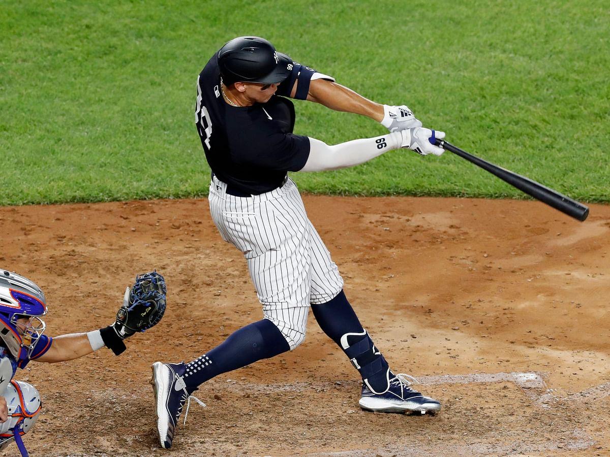 BoopProps Thursday - Baseball: Nationals vs. Yankees, Giants vs. Dodgers, Gerrit Cole, Max Scherzer, Aaron Judge