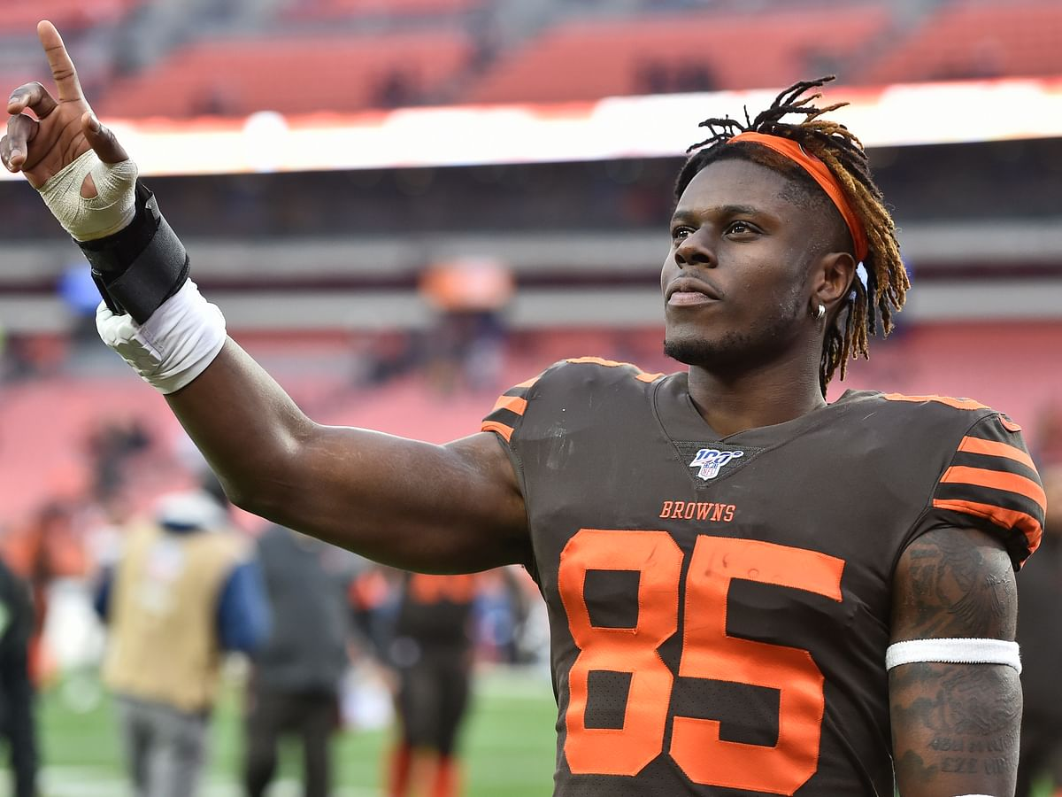 NFL News: Who wants a TE? Agent asks Browns to trade tight end David Njoku