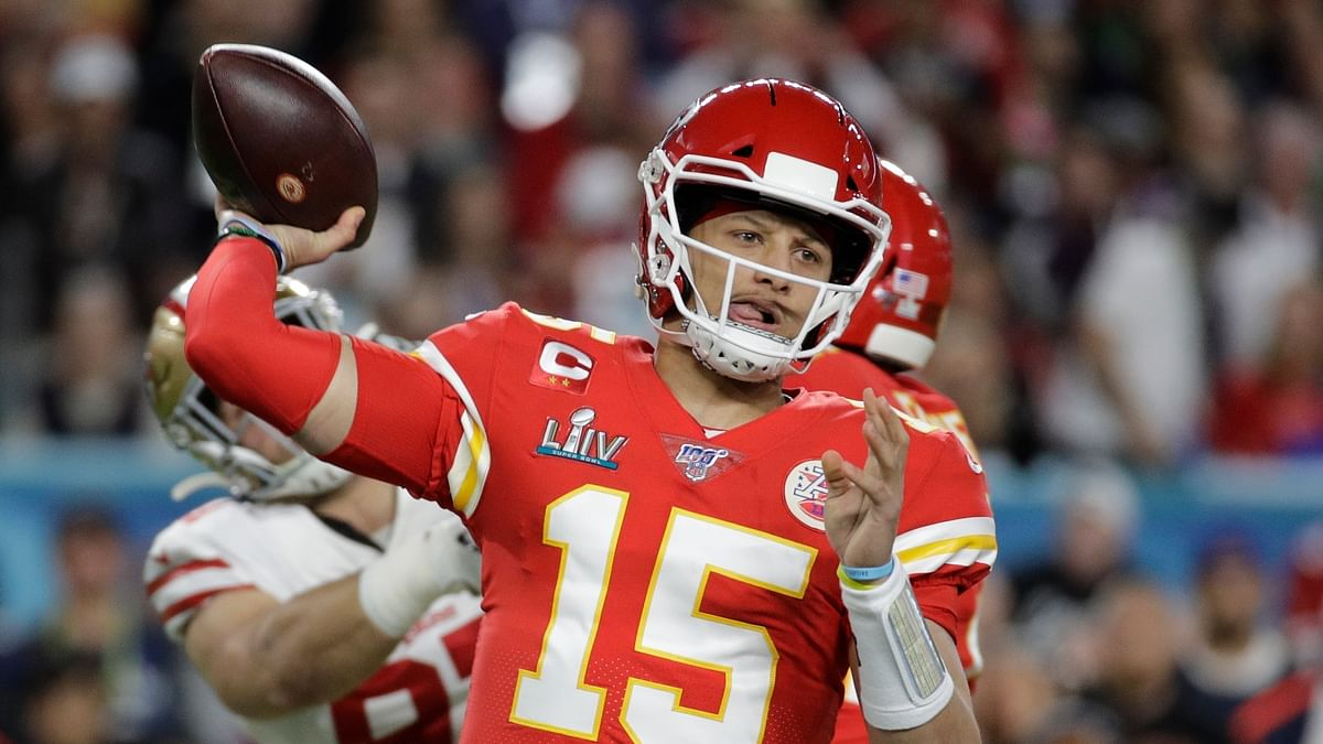 NFL News: Chiefs agree to 10-year extension for QB Patrick Mahomes