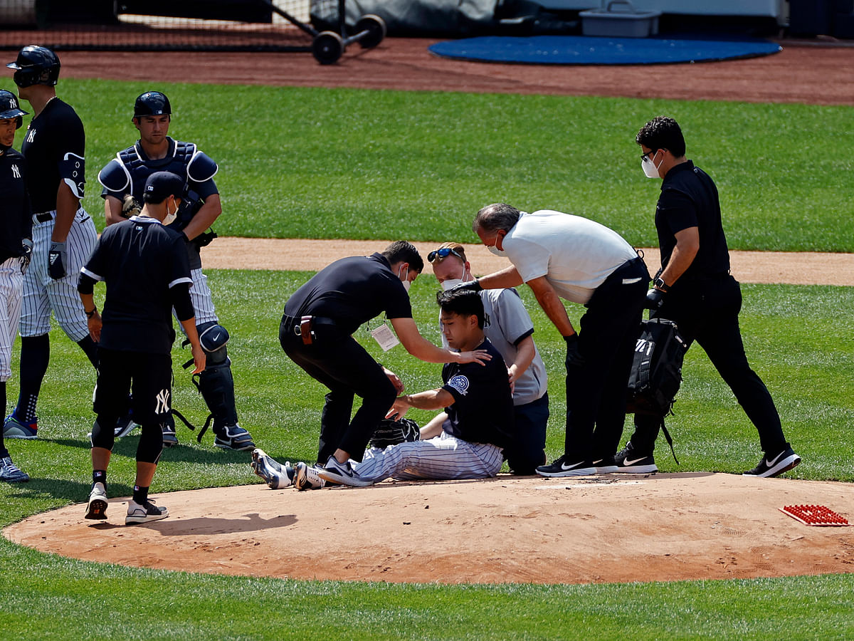 MLB News: David Price out for season, Freddie Freeman out with COVID, Tanaka knocked out by Giancarlo Stanton