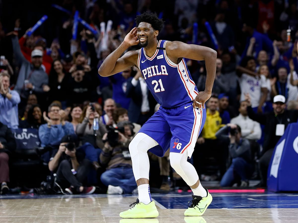 """76ers coach Brown says Joel Embiid, Ben Simmons healthy for restart — """"good to go"""""""