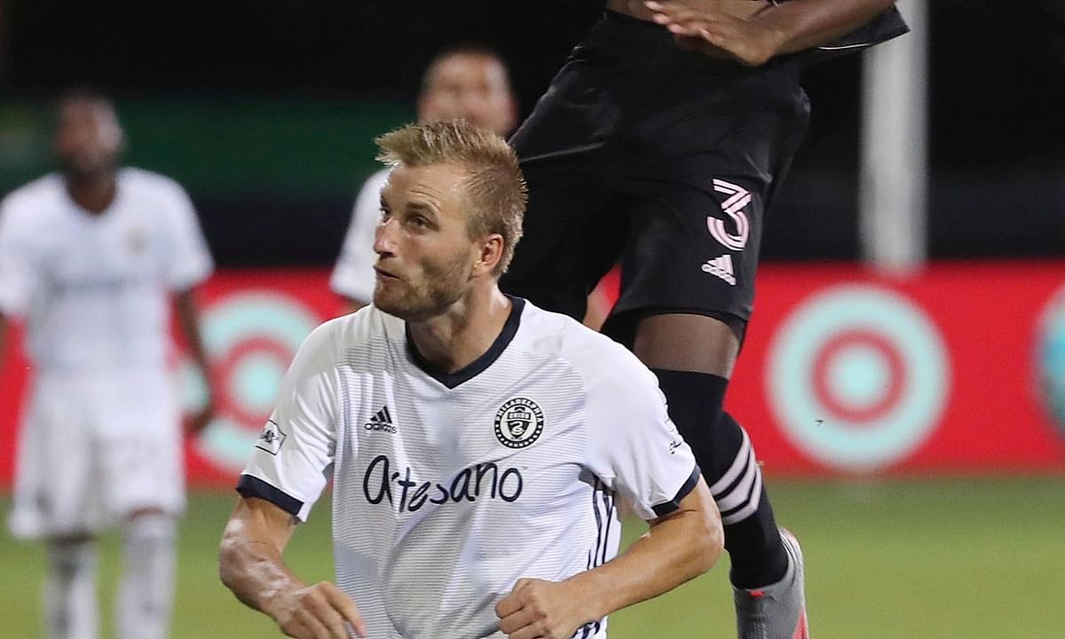 MLS recap: Przybylko's goal gives Philadelphia Union a 2-1 win over Inter Miami