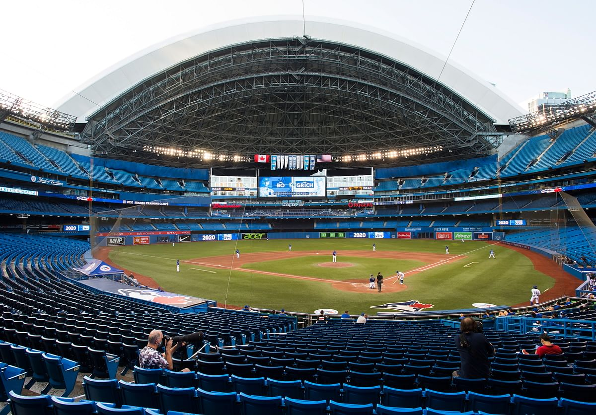 MLB: Canada forbids Blue Jays from playing home games and traveling across U.S. border – team may be forced to play in . . . Florida