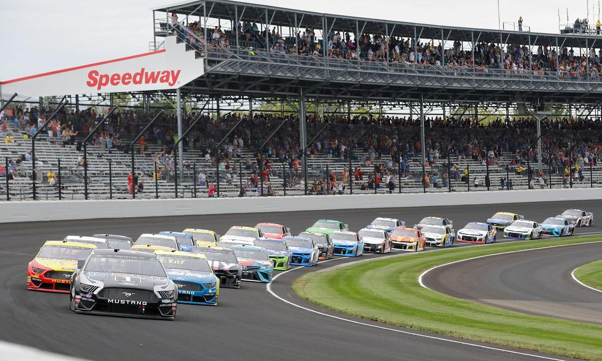 NASCAR Sunday: The Eckel 4 pick the Big Machine Hand Sanitizer 400 at Indianapolis Motor Speedway