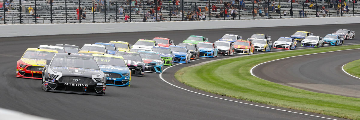 NASCAR Sunday: The Eckel 4 pick the Big Machine Hand Sanitizer 400 at Indianapolis Motor Speedway