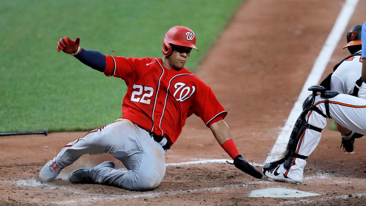 MLB News: Washington Nationals slugger Juan Soto tests positive for COVID-19, out for opener vs Yankees