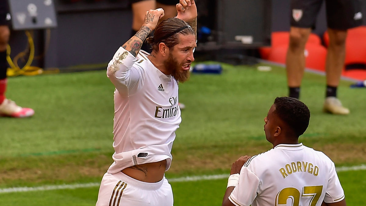 Bet La Liga Soccer! Miller picks Real Madrid vs Alavés and has 6 plays to ponder