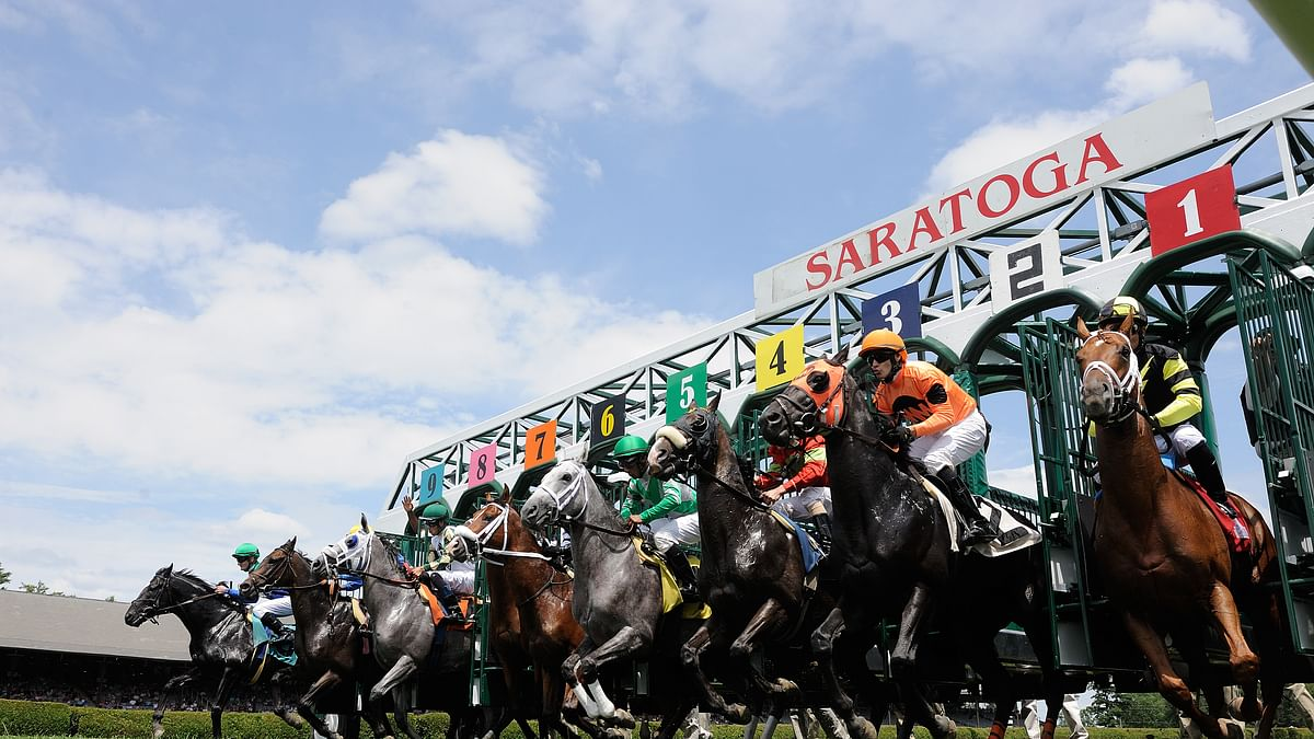 Saratoga Wednesday: God's Tipster kicks off final week of meet with picks in the 3rd, 4th, 6th an 10th races