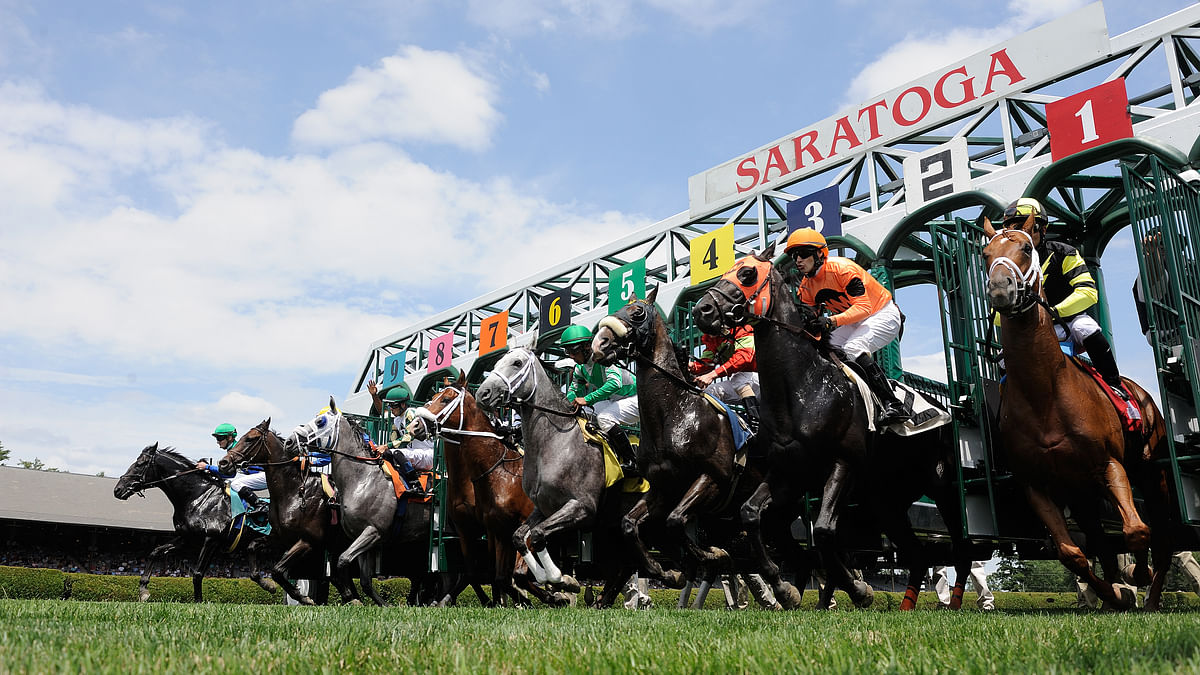 Saratoga Sunday! RT uses SmartCap to give you the insider info to pick races 2, 5, 7, and 8