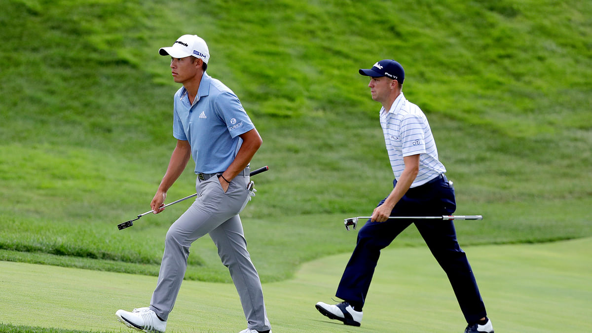 Workday Charity Open update: Justin Thomas keeps clean card for 2-shot lead at Muirfield Village