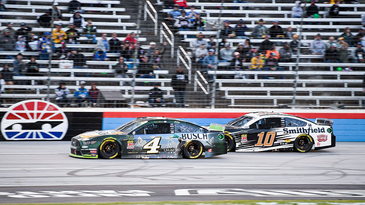 NASCAR Sunday: The Eckel 4 have odds and picks for the O'Reilly Auto Parts 500 at the Texas Motor Speedway