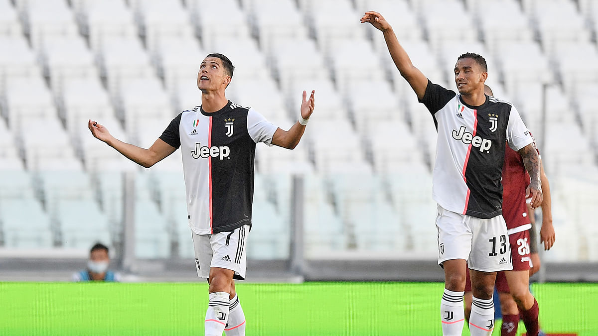 Juventus has chance to put away Serie A title Tuesday with win over Milan —Miller picks it