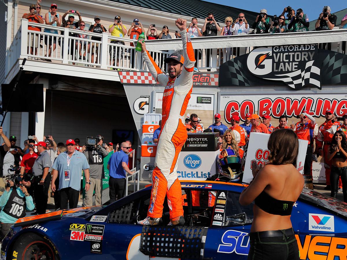 Watkins Glen open again, optimistic for NASCAR weekend