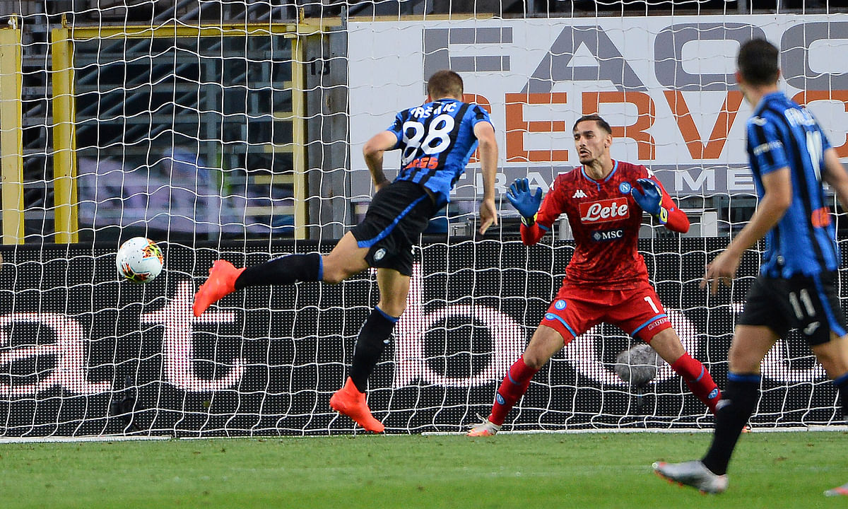 Bet Serie A Soccer! Miller picks Atalanta vs. Sampdoria with 3 possible plays