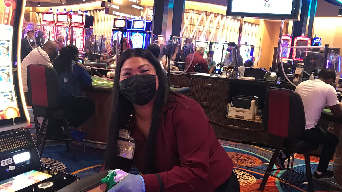 Where's the action? Mims takes a look at where the casino money went in NJ and PA