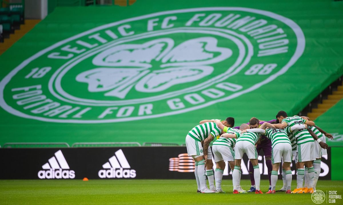 Celtic in action