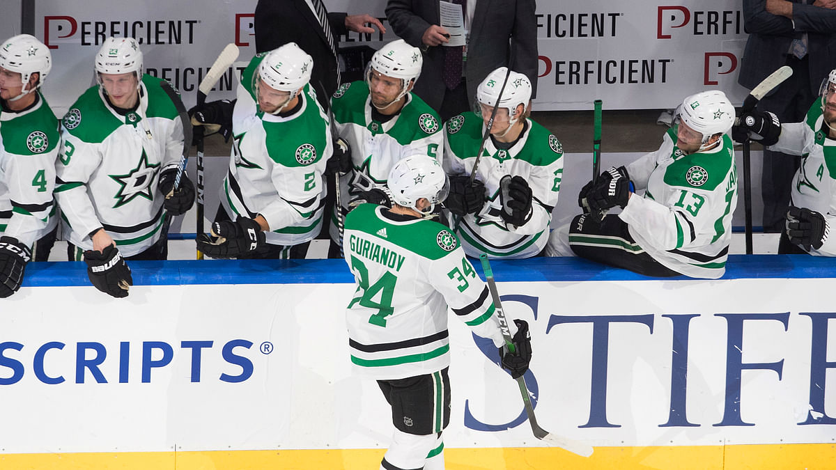 NHL Playoffs! Greg Frank likes the Dallas Stars over the Calgary Flames in Game 1 from the Edmonton bubble
