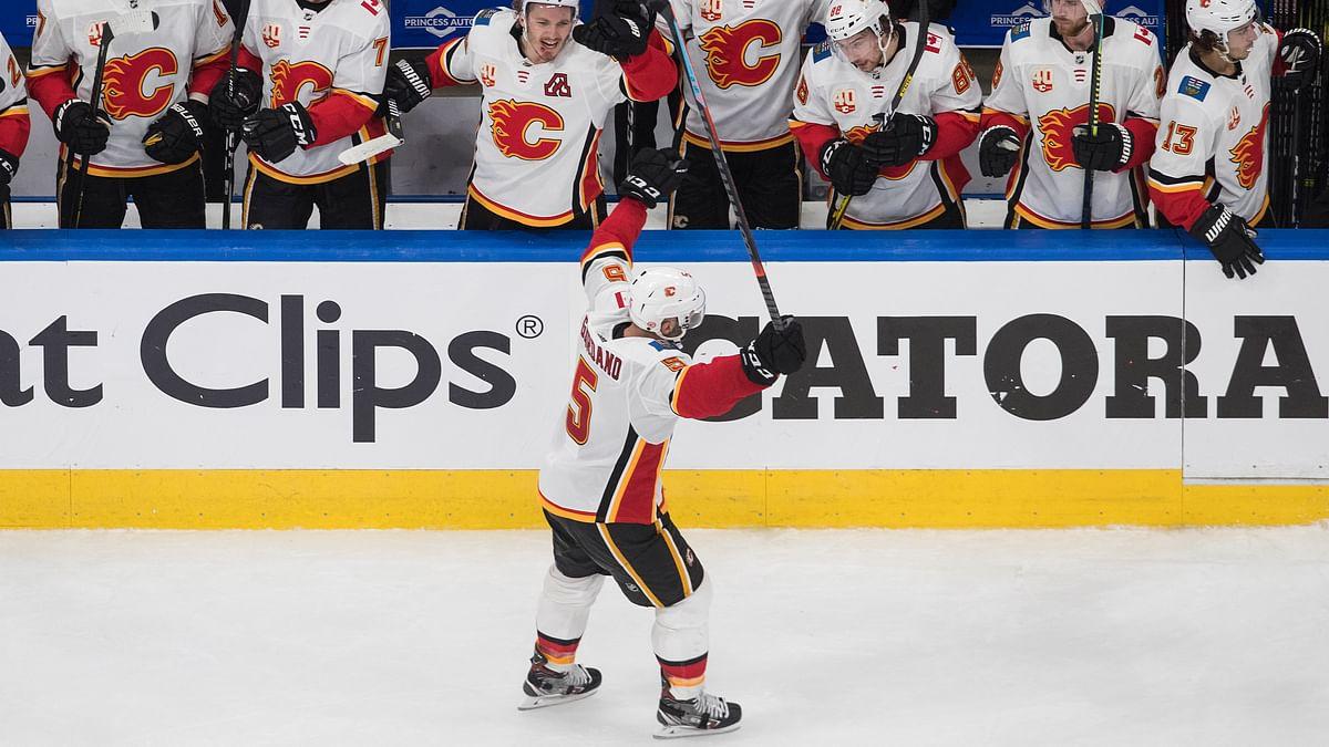 NHL Playoffs: Greg Frank picks Flames vs Stars