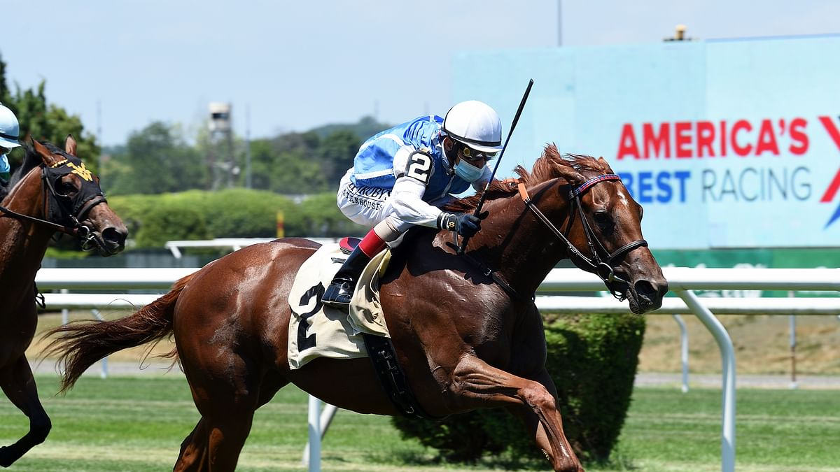 Bet Sunday stakes! Garrity picks stakes races at Woodbine, Monmouth Park, Saratoga, and Del Mar