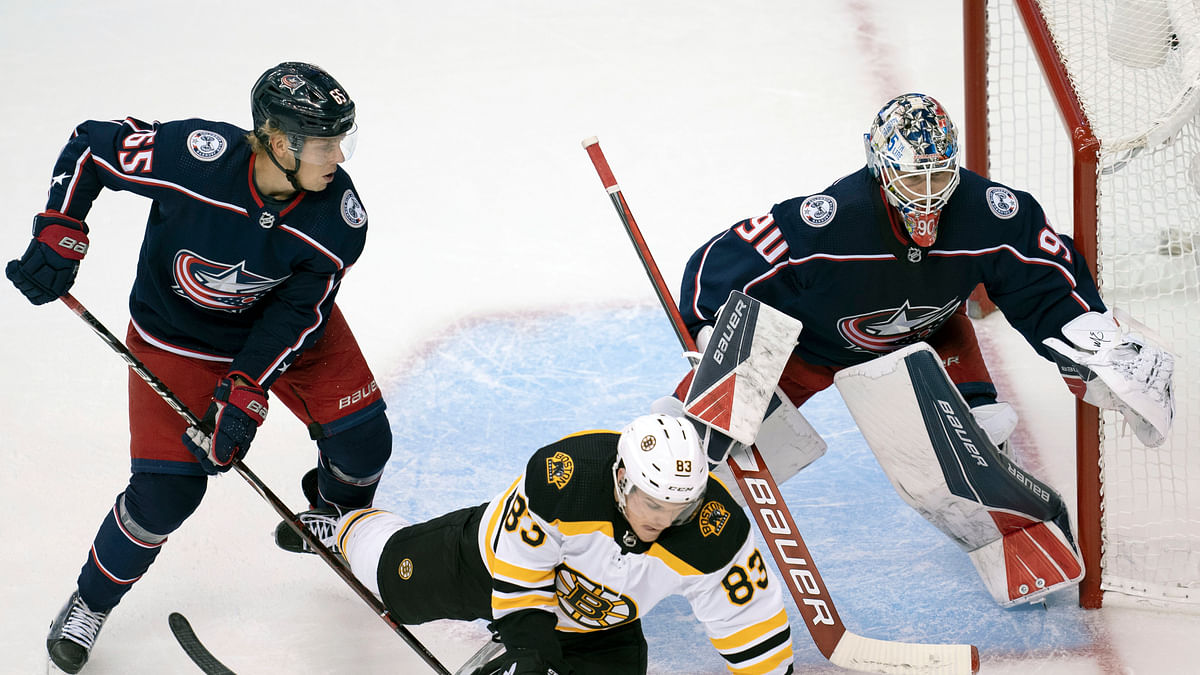 Bet the NHL! Greg Frank picks Flyers vs Bruins (without Tuukka Rask)and Blue Jackets vs Maple Leafs, in a battle of offense vs defense