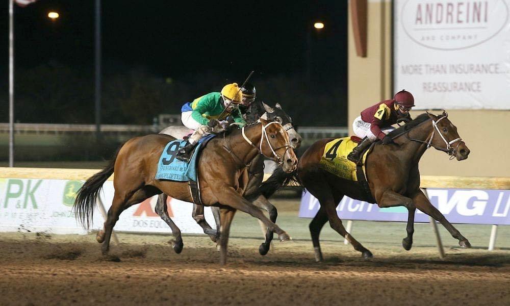 Horse Racing at Remington Park