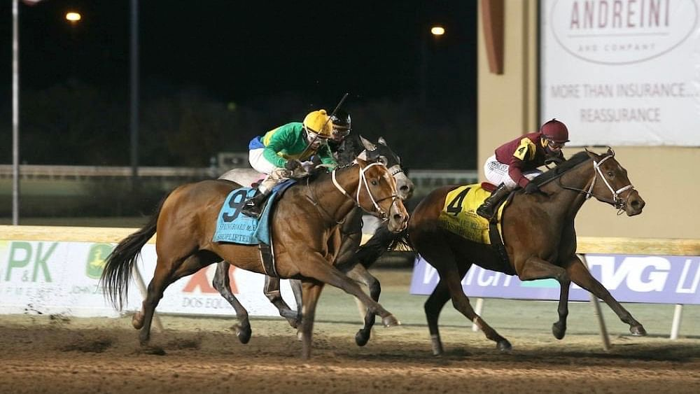 Remington Park Friday night – Garrity's betting 3 Oklahoma-bred stakes races in a late Pick 4