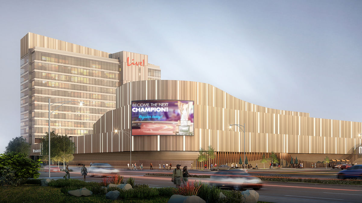 The Casino File:  Live! Philadelphia opening delayed until 2021, but its owner's PA push is underway – plus Bally's news and an Ocean win