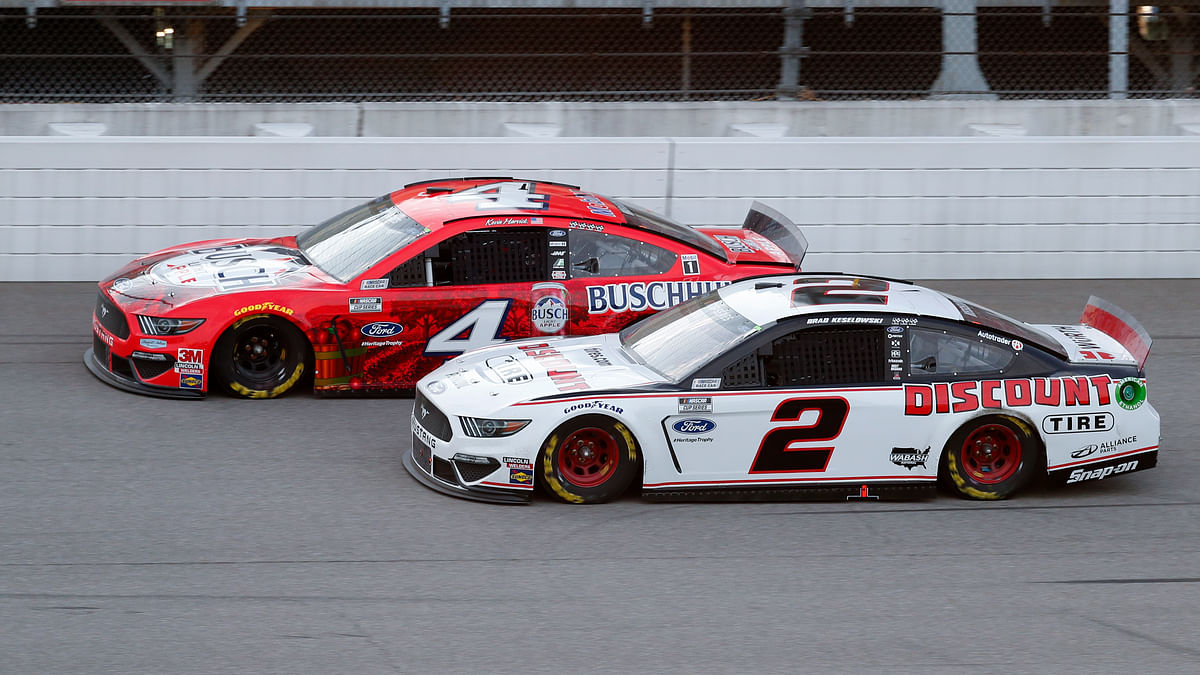 "Bet NASCAR Sunday! The ""Eckel 4"" have odds and picks for the Consumers Energy 400"