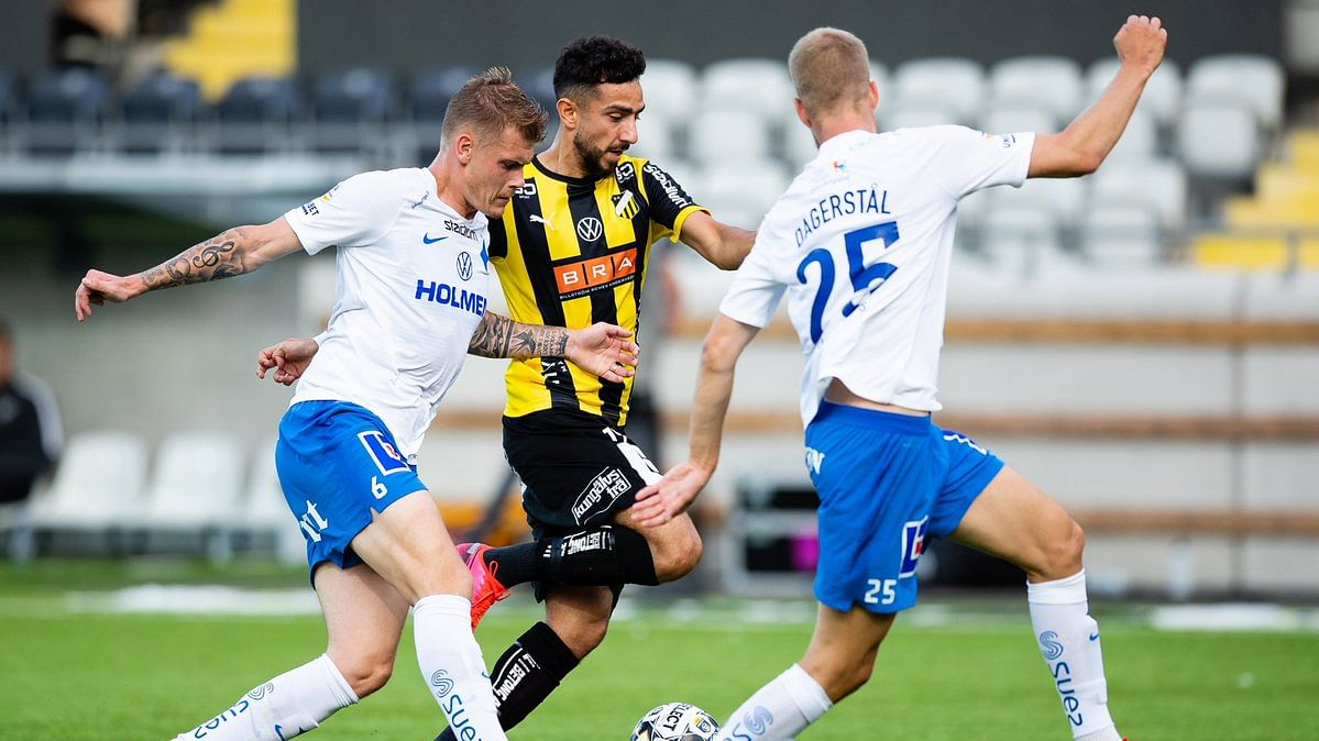 Battling for a spot in the Europa League, it's IFK Norrkӧping vs BK Hӓcken — Miller has odds and picks