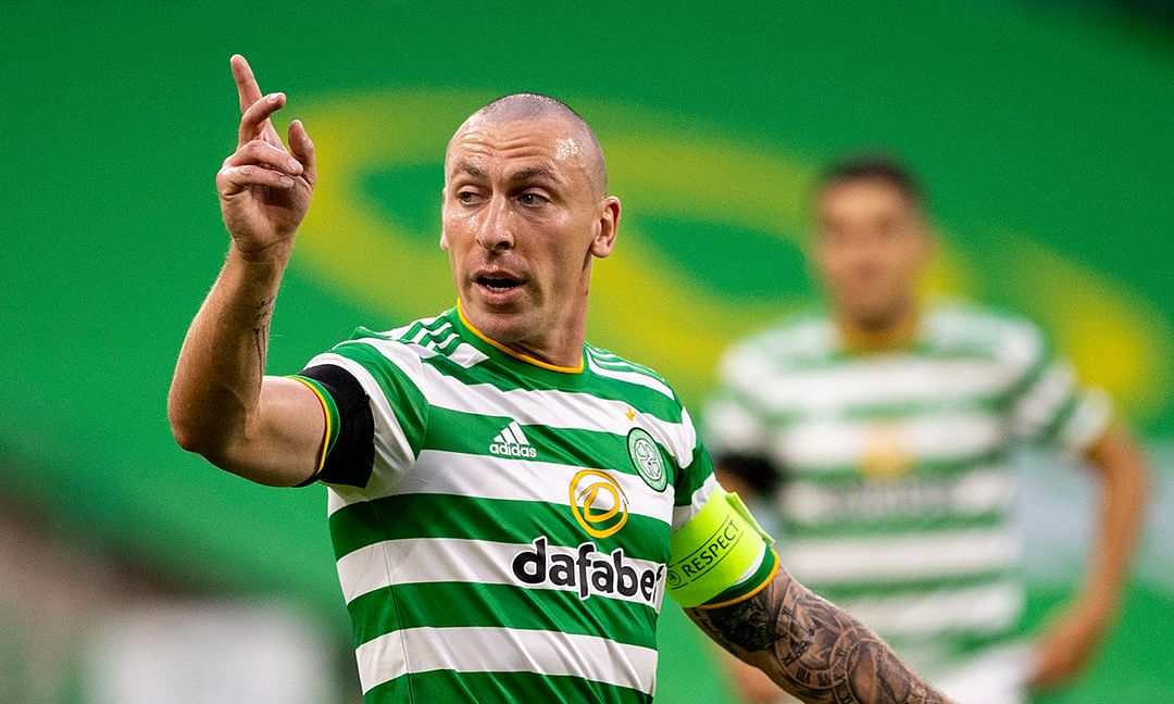 Celtic Football Club in action