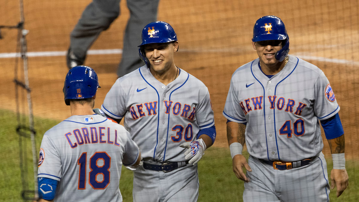 MLB Bets for Wednesday: Eckel has odds and picks for Mets vs Nationals, Red Sox vs Rays, Angels vs Mariners, and a pair of HR plays